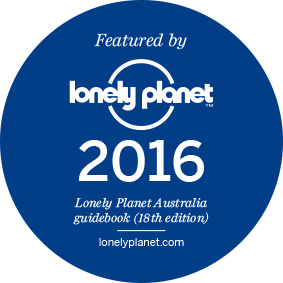 Featured By LonelyPlanet 2016