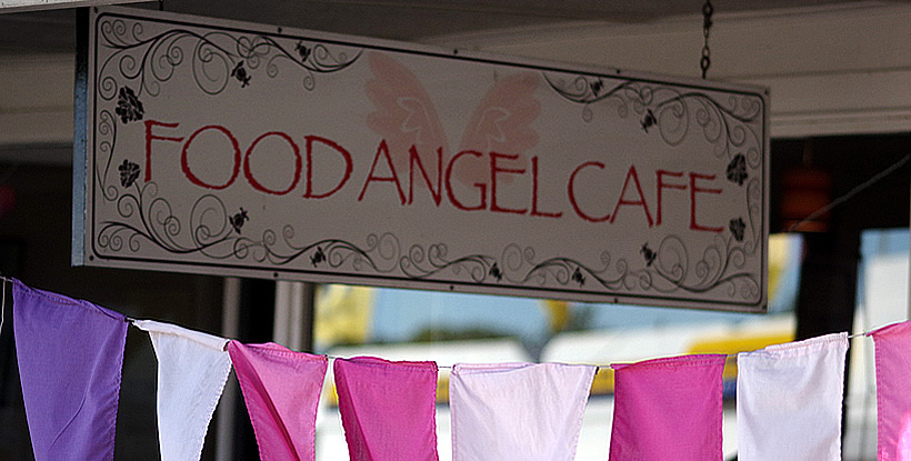 food angel cafe dorrigo mossgrove