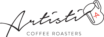 Artisti coffee logo